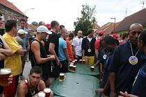 Pivní běh ve Slavkově