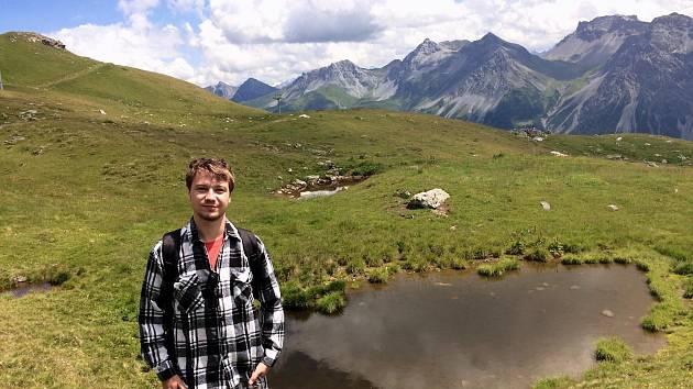 Pětadvacetiletý Martin Soldán z Vyškova je skautem tělem i duší. Za svou práci získal cenu Jana Hona nadace Tři brány.