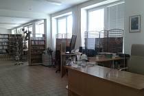 Knihovna Anny Šperkové.
