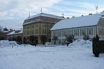 Bučovické náměstí Svobody.