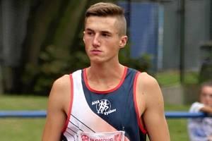 Marek Kalous, běžec AK AHA Vyškov