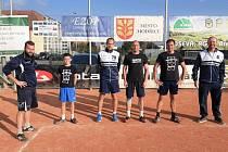 Nohejbalisté zakončili letošní soutěže družstev, R.U.M. Holubice B_krajský přebor.