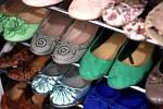 Boty v botníku. Ilustrační foto