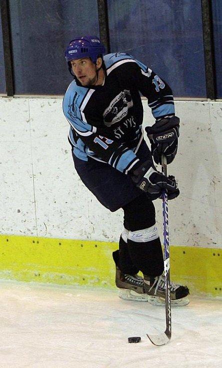 Hokejovou bitvu se vším všudy absolvovali Svišti Vyškov na ledě Komety Úvoz.