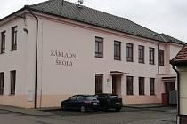 Základní škola v Křenovicích.