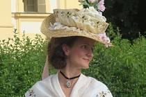 V sobotu 4. července se návštěvníci parku u slavkovskému zámku mohli vrátit do časů rokoka.