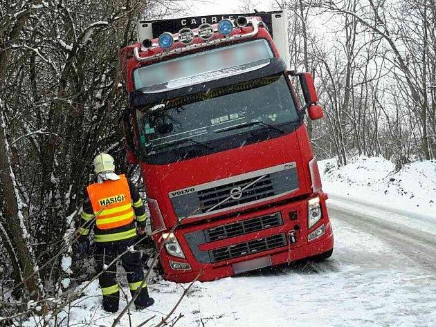 Nehoda u Nikolčic.