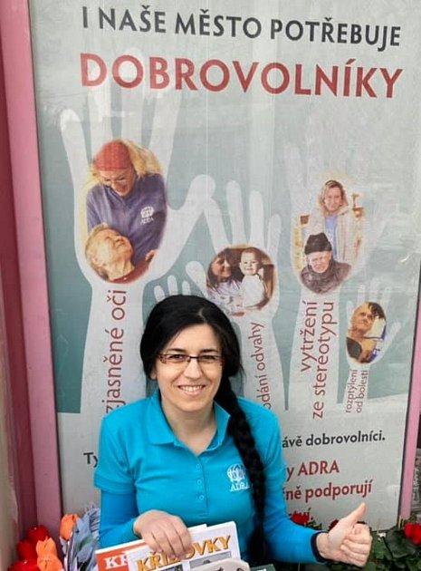 ADRA spojuje dobrovolníky na Vyškovsku spotřebnými.