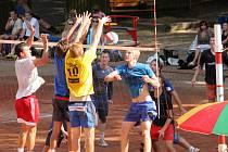 Hlavní skupinu antukového turnaje volejbalistů O pohár Lulče 2014 vyhrál Sokol Drásov. Ve II. výkonnostní skupině zvítězil Rousínov.