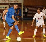 Futsalisté Amoru Lazor porazili i Baník Ostrava.