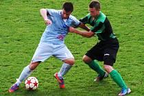 V předehrávaném 15. kole kole moravskoslezské divize D remizovali fotbalisté MFK Vyškov s RSM Hodonín 0:0.