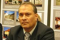 Nový vyškovský starosta Jiří Piňos.