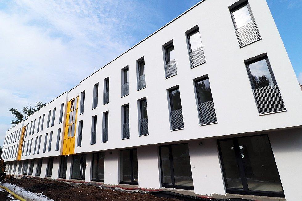 Například v Letním poli ve Vyškově buduje developer přes 130 nových bytů. Ceny tam dosahují až k šesti milionům.