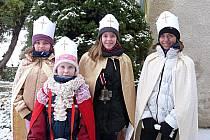 V Holubicích vybrali téměř 32 tisíc korun.