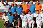Fotbal Vyškově se v oficiálních soutěžích začal hrát před sto lety. Po postupovém utkání do MSFL.