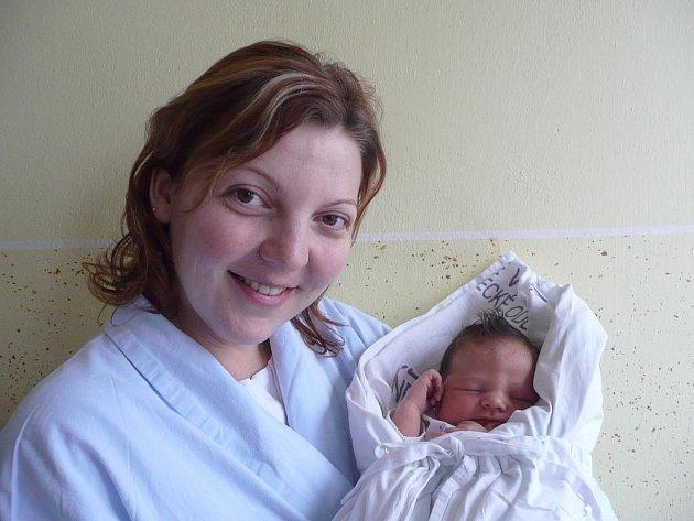Liliana Ondroušková s maminkou Janou, 50 cm, 3,60 kg, 15. února 2010, Vyškov