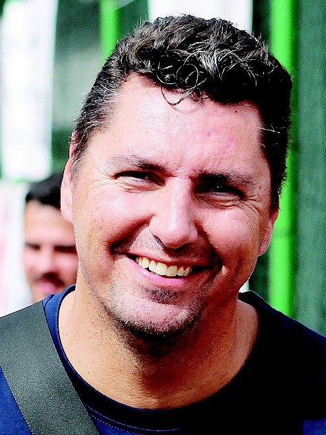 ZBYNĚK ČÍŽEK. Volejbal, trenér TJ Sokol Bučovice.