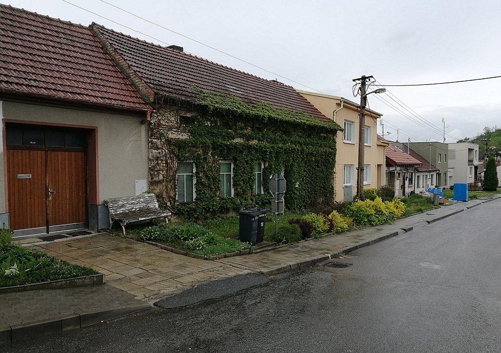 Na návštěvě ve Vážanech nad Litavou.