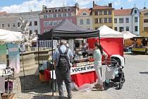 Prodejci se po vynucené přestávce vrátí na vyškovské Masarykovo náměstí s trhy.