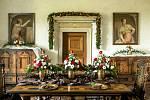 Na výstavu květinových aranžmá zamíří návštěvníci do sálů bučovického zámku.