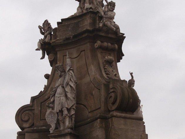 Podobizna Jana Václava Přepyského neexistuje. Jeho zobrazením má nicméně být socha svatého Václava ze sousoší Svatého Floriána v centru Ivanovic na Hané.