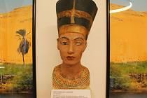 Výstava v muzeu ve Vyškově připomíná historický Egypt.