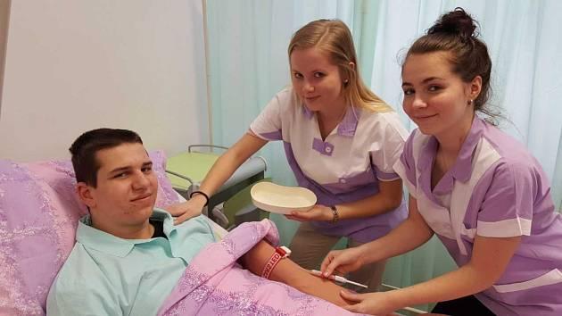 Vyškovská zdravotnická střední škola od příštího školního roku otevře nový obor Praktická sestra.