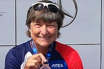 Dana Hyláková patří v triatlone ve své veteránské kategorii ke špičce.