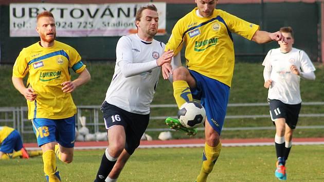 Ve druhém jarním kole Moravskoslezské ligy prohrál MFK Vyškov doma s Fastavem Zlín B 1:3.