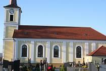Římskokatolický kostel v Dražovicích