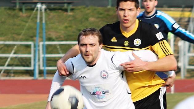 V sobotním utkání MSFL proti Zlínu B by na hrotu vyškovského útoku měl po delší době nastoupit Martin Lička.