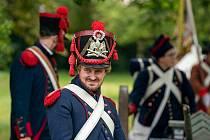 Sobota 15. srpna patřila ve Slavkově u Brna Napoleonským hrám, které připomněly narozeniny císaře Napoleona Bonaparta.