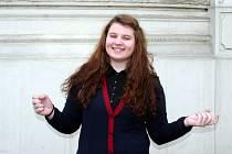 Veronika Kapounková chce studovat ve Velké Británii.