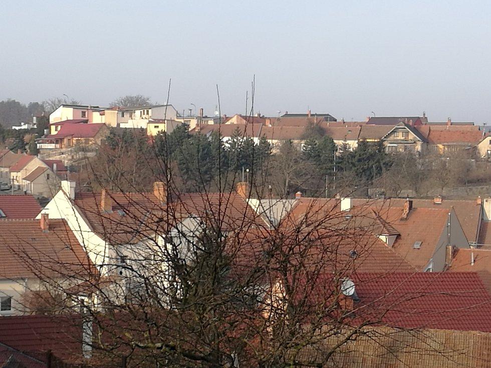 Na návštěvě v Letonicích.