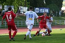 MFK Vyškov – FC Velké Meziříčí.
