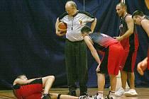 Basketbalisté Vyškova se marně snažili vyzrát na Znojmo
