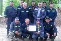 sboru dobrovolných hasič z Bučovic