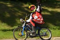ilustrační Moped rallye Rychtářov.