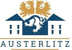 Nové slavkovské logo.