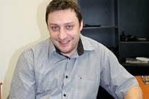 Martin Kühn chce ve Vyškově zavést trend vysoké gastronomie.