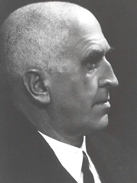 Alois Musil.