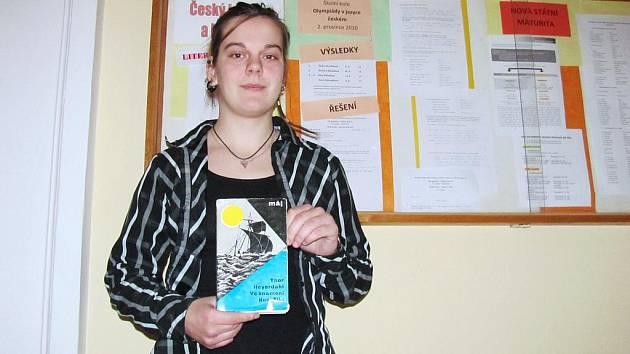 Kateřina Vrbacká.