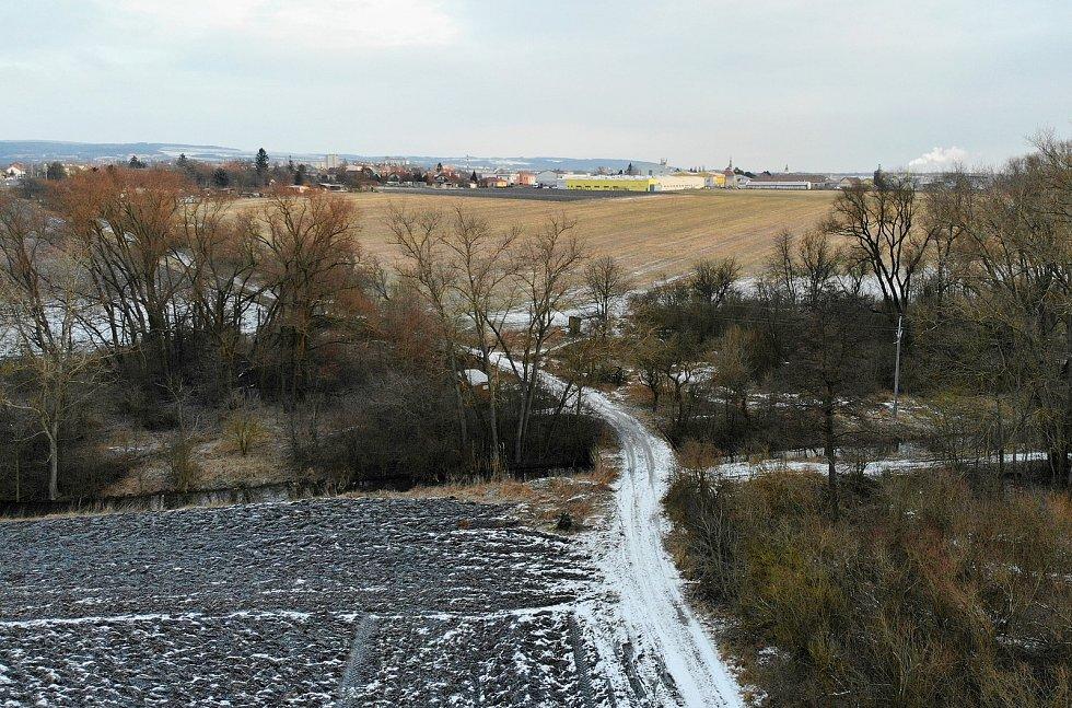 Mokřad vznikne poblíž Vyškova mezi dálničním převaděčem a rybníkem Kačenec.