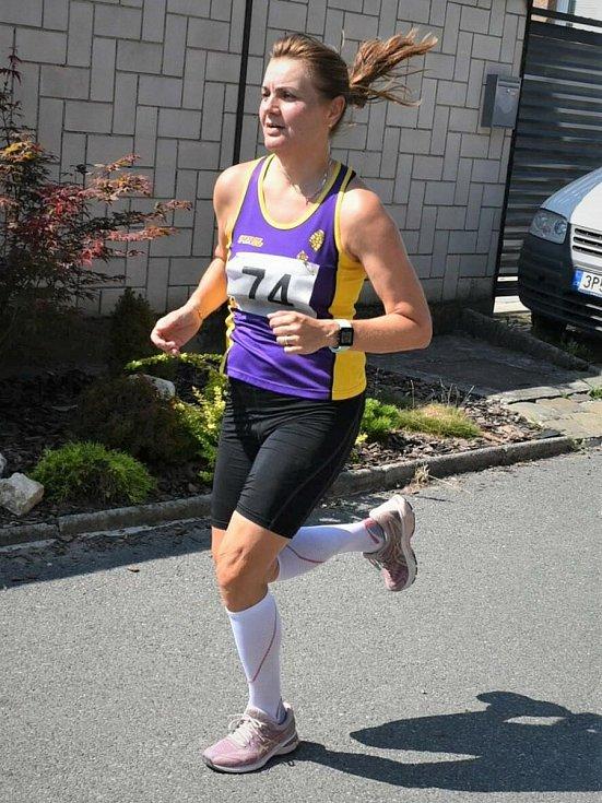 Vítězka hlavní kategorie žen Irena Pospíšilová.