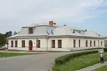 Mikroregionální školící centrum a sídlo svazku obcí Větrník v Rostěnicích.
