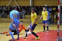 V okresním derby fusalové divize prohrál Lazor-Domus Vyškov s FC Kloboučky 5:9.