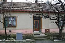 Druhý dům Na Liškově, kde spal před bitvou u Slavkova Kutuzov.