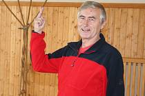 JOSEF ŘEZNÍČEK - Volejbal. Trenér juniorek Vyškova.