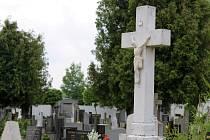 Současná kolumbária mají na vyškovském hřbitově kapacitu šestadevadesát míst. Nová poskytnou stejný počet.