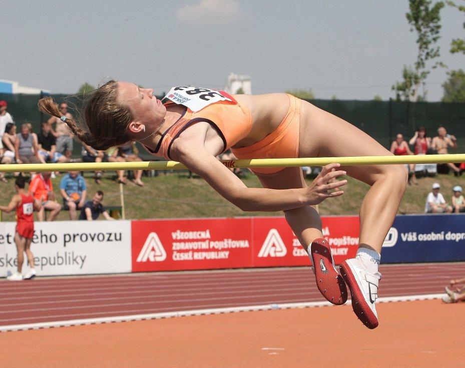 I druhý den mistrovství republiky ve Vyškově mělo nabitý program.